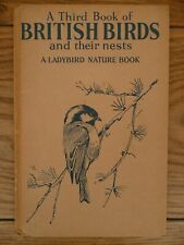 VINTAGE FIRST EDITION Ladybird THIRD BOOK OF BRITISH BIRDS and THEIR NESTS Eggs