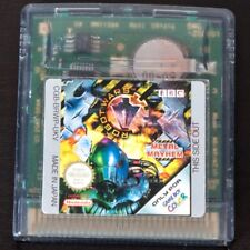 Robot Wars: Metal Mayhem (Nintendo GameBoy Color) - European Cartridge BBC