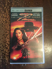The Legend of Zorro UMD Video For PSP Rated PG