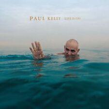 Paul Kelly – Life Is Fine LP BRAND NEW & SEALED 2017 EMI – GAWD026LP