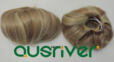 Bun Straight Hair Extensions