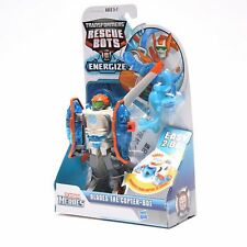 Transformers Playskool Heroes Rescue BLADES THE CPTER-BOT Action Figure Kids New