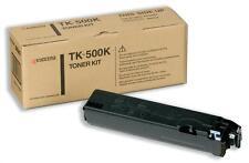 KYOCERA TK 500K  C5000 TONER NERO ORIGINALE