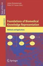 Lecture Notes in Computer Science: Foundations of Biomedical Knowledge...
