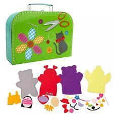 Näh-Koffer von Knorrtoys - 67-teilig - Nähset Nähen Nähkoffer Kinder NEU