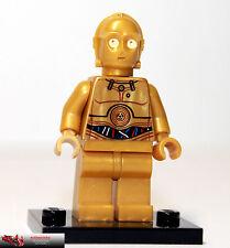 Lego®StarWars Minifiguren sw365, C-3PO (9490, 10236)