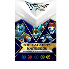 Voltron LD The Paladin's Handbook, Battle for Black Lion, Rise of Voltron BNIB