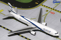Gemini Jets 1:400 Scale El Al Boeing 767-300ER 4X-EAN GJELY1270