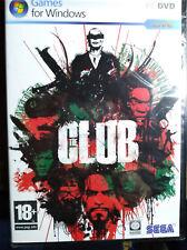 THE CLUB. JUEGO PARA PC. PAL-ESP. NUEVO, PRECINTADO.