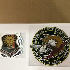 Ace Combat 7 Embroidery Patch Trigger Sticker