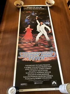 Saturday Night Fever rollover cine