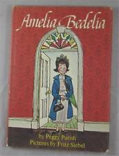 AMELIA BEDELIA PEGGY PARISH SEPT 1963 HARDCOVER FIRST EDITION FIRST STATE