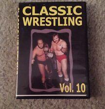 ***MACW NWA Flair Wrestling DVD Anderson Mid Atlantic Piper Mulligan WWF***