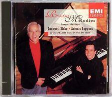 EMI Rossini ROCKWELL BLAKE Melodies PAPPANO LESNE (CD, 1996) 5-55614-2