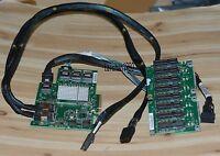 59Y3825 IBM Hot-swap SAS/SATA 8 Pack HDD 46M0997+69Y0650+69Y0649+69Y1332+69Y1328