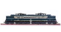 CPEF V8 3050 Locomotive Eletric Automotive Miniature Modeling Collection Figure