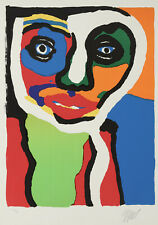 Karel Appel, Limited edition lithograph