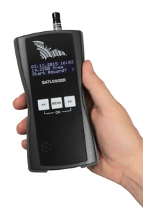 BATLOGGER M Bat Detector with Case and Accessories.  BRAND NEW.  RRP £1650.