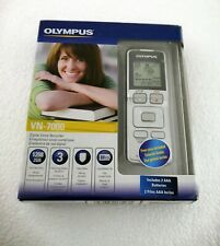 Olympus VN-7000 Digital Voice Recorder 2GB - Free EXPEDITED  Shipping & Return!!