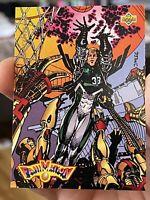 1993 Upper Deck Larry Bird Fanimation BIRDMAN #507 Mint Condition