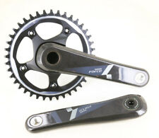 SRAM Force CX Cyclocross 1 x 11s GXP Carbon Road Bike Crankset 170mm 40T NEW