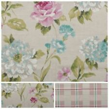 Telas y tejidos florales de poliéster para costura y mercería 140 cm