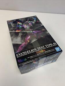 BANDAI LMHG Evangelion Test Type-01 New Movie Ver. 1/144 Kit +BOX DAMAGED+