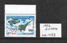 1982 India 50th Anniversary of Air Force SG1053 Unmounted Mint (MNH)
