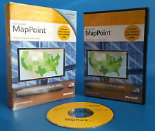 Microsoft MapPoint 2011 Retail B21-0125 - Full Version for Windows 882224897730