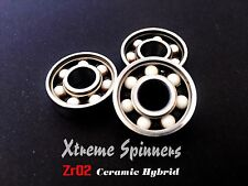 Xtreme ™ 608 Upgrade CERAMIC HYBRID BEARING pour Bangers doigt Spinners EDC