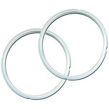 Genuine Instant Pot Sealing Ring 2 Pack Clear 8 Quart Pressure Cooker Parts