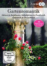 GARTEN ROMANTIK - GÄRTEN IN ANDALUSIEN 2 DVD NEU