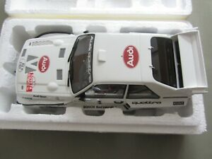 1/18 Audi Sport Quattro S1 Olympus Rally 1985   OT757 UV1