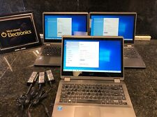 3 xAcer Laptop E5-731-P30W Intel Pentium 3556U (1.70 GHz) 4 GB Memory 500 GB HDD