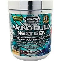 Muscletech Amino Build Next Gen Icy Rocket Freeze 276 grams