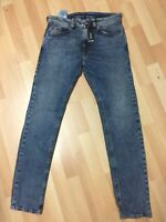Mens Diesel THOMMER LYOCELL Stretch Denim 084UX BLUE Slim W30 L30 H6 RRP£150