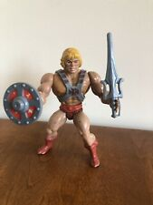New ListingVintage 1981 Masters Of The Universe Motu He Man Action Figure Nr