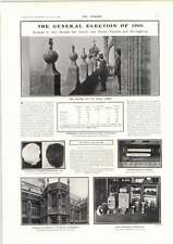 1906 General Election Clocktower Gallery Automatic Business Indicator