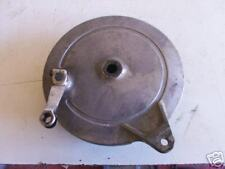 Yamaha XV920 Virago rear brake plate