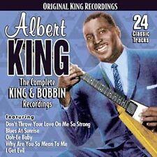 * ALBERT KING - The Complete King & Bobbin Recordings