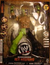 WWE WWF Maximum Aggression Rey Mysterio 619 New In Box