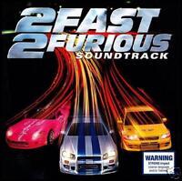 2 FAST 2 FURIOUS - SOUNDTRACK CD ~ RAP / HIP HOP ~ LUDACRIS~PIT BULL~JIN + *NEW*