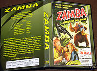 ZAMBA - DVD - Jon Hall, June Vincent, Beau Bridges
