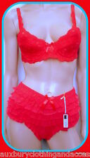 Ruffle French Style Frilly knickers Burlesque You Can (Can Can) Generous Sizes