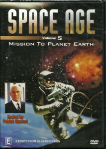 SPACE AGE VOLUME 5: MISSION TO PLANET EARTH (PARTICK STEWART) Region 4