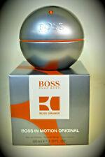 Hugo Boss Hugo Boss In Motion 90 ml EdT Eau de Toilette Spray Originalverpackt