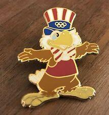 Sam Los Angeles1984 Olympic Mascot Atlanta 1996 Mascot Series Olympic Pin