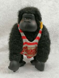 Vintage peluche MAGICAL MURPHY 1987. Singe gorille 17cm Ajena ref2 -B11