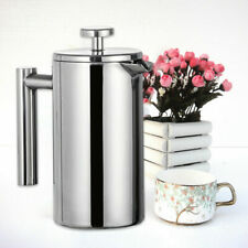 Generic 1000ml Stainless Steel French Press Coffee Maker
