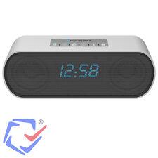 Radiowecker Uhrenradio Tragbarer Lautsprecher MP3 FM MicroSD Bluetooth Blaupunkt